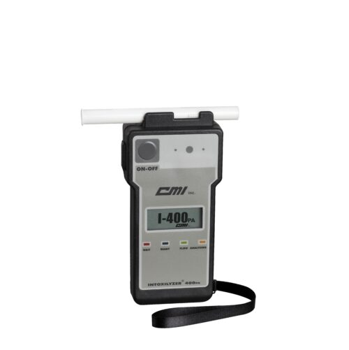 Intoxilyzer 400, automatic sampling breath test