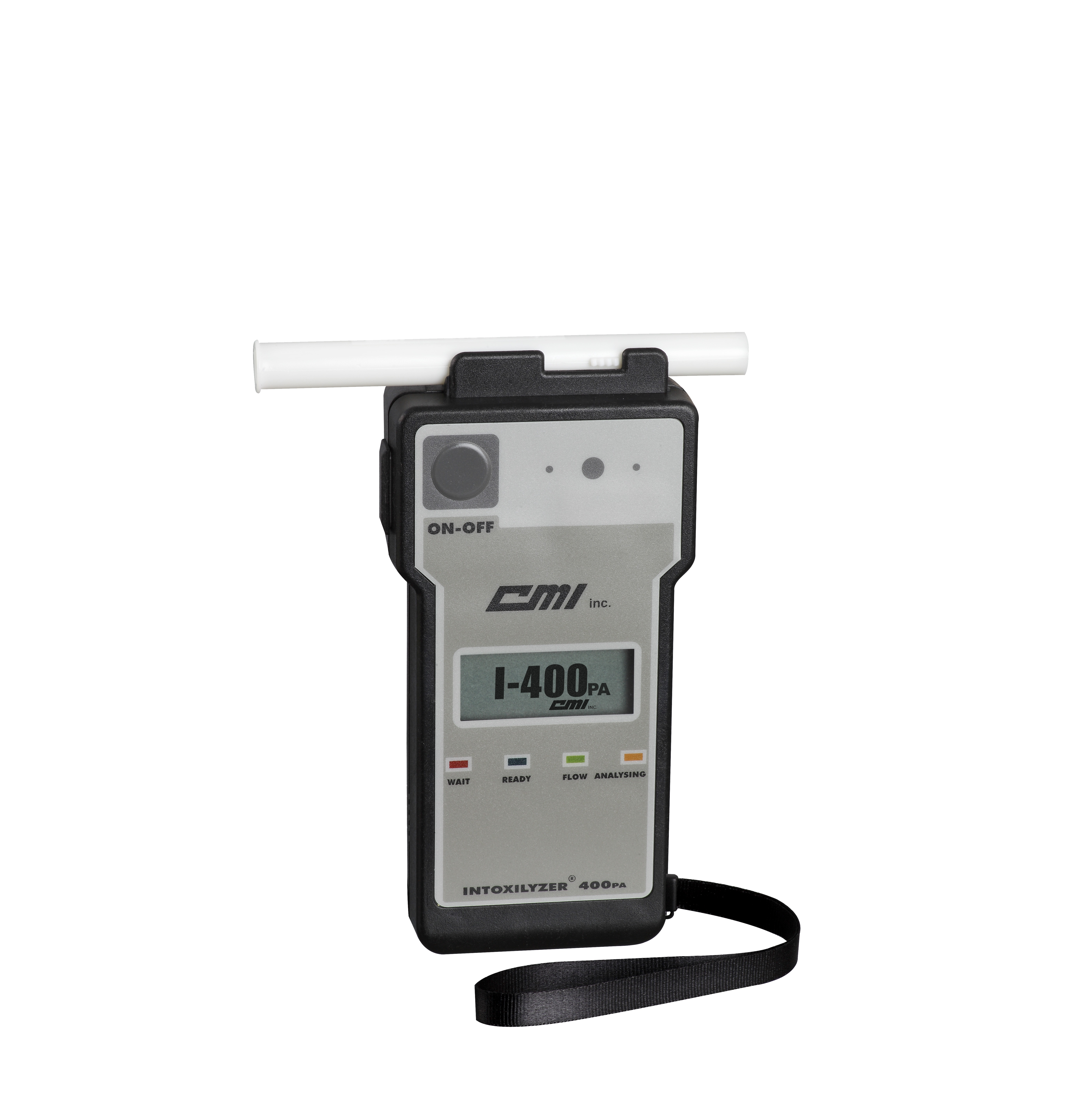 Intoxilyzer 400, automatic sampling breath test