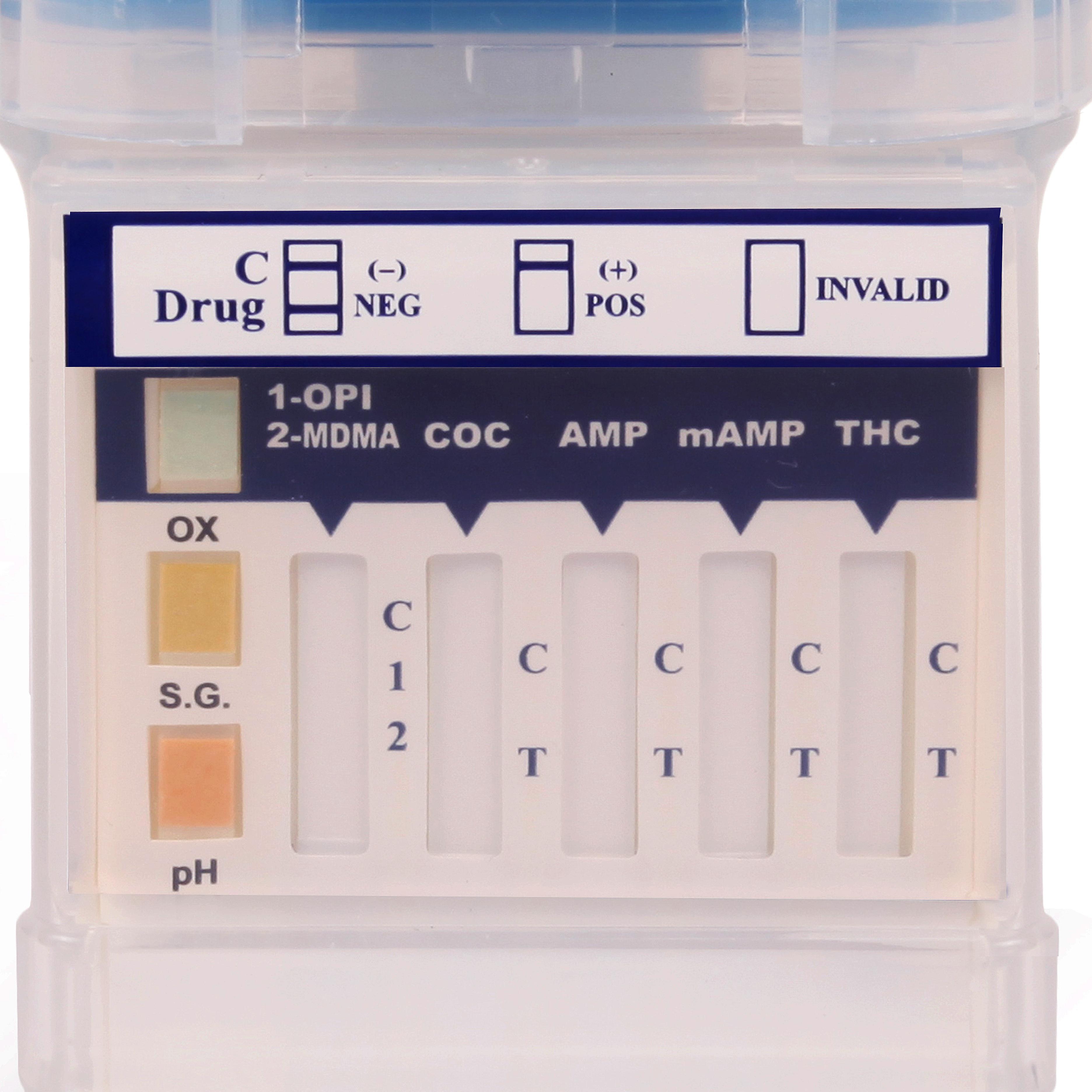 ACCUTEST, SplitCup, Multi, Drug, 25 Box, CLIA Waived, Multi, Drug, Test, 25, Box, drugtestkitusa, h5, MTD, OXY, PCP, BAR, BUP, BZO, MET, THC, TCA, COC, OPI, AMP, MDMA