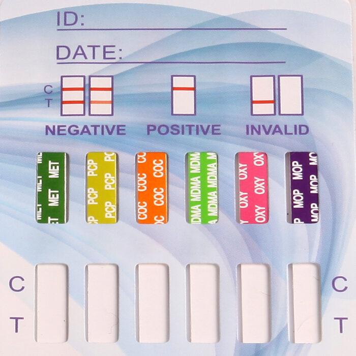 Multi, Drug, 25 Box, CLIA Waived, Multi, Drug, Test, 25, Box, drugtestkitusa, h5, MTD, OXY, PCP, BAR, BUP, BZO, MET, THC, TCA, COC, OPI, AMP, MDMA