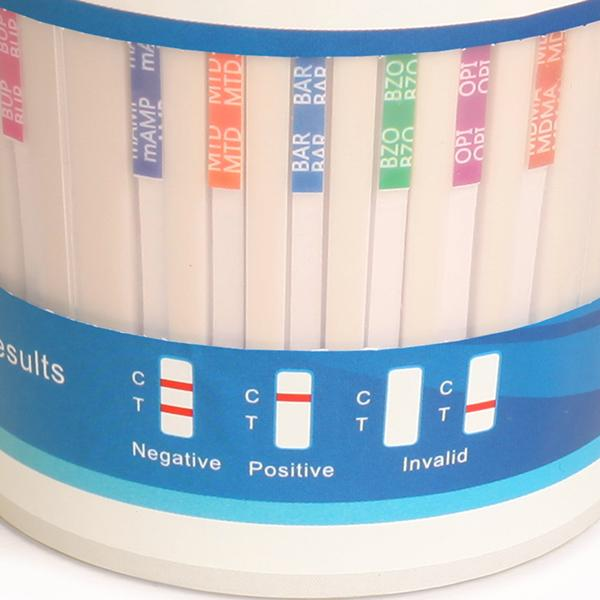 13 Panel Drug Test Cup Clia Waived