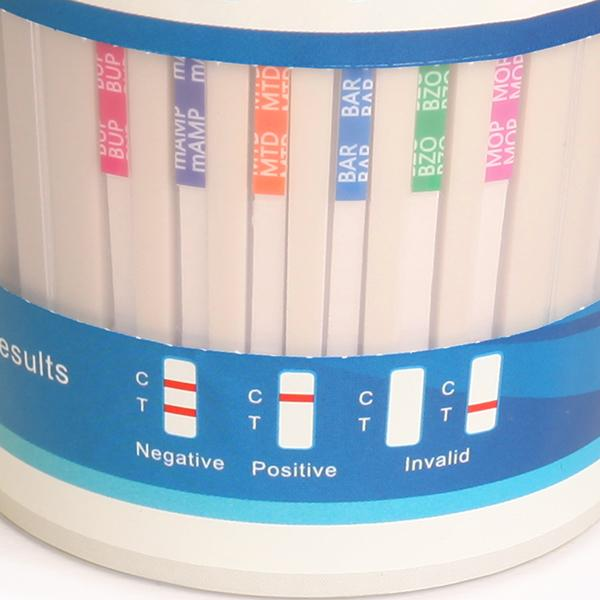 12 Panel Drug Test Cup Clia Waived Drugtestkitusa