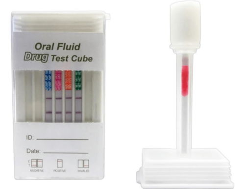 Oral Fluid Drug Test Saliva Drug Test